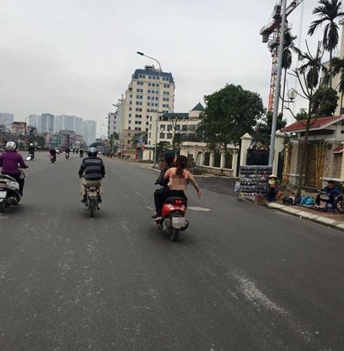 """choang vang voi man """"cai nhau lot do"""" cua gai viet - 2"""