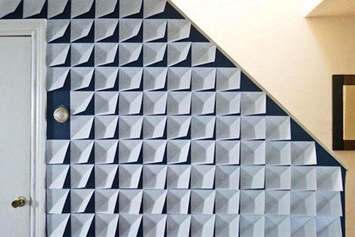 Tô điểm nhà xinh bằng tường 3D đẹp mà đơn giản-15