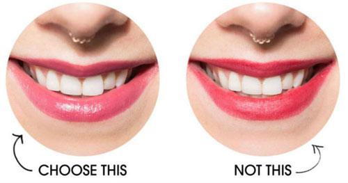 Chọn son môi sao cho hàm răng không bị ố vàng - 5