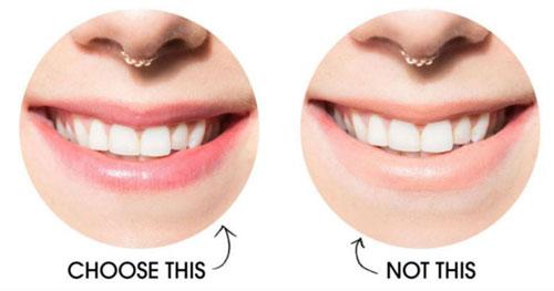 Chọn son môi sao cho hàm răng không bị ố vàng - 6