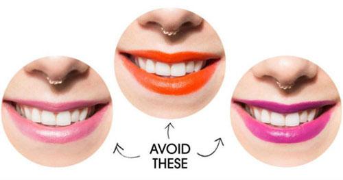 Chọn son môi sao cho hàm răng không bị ố vàng - 7