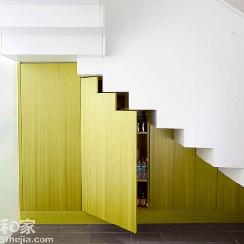 Muôn cách tận dụng gầm cầu thang chứa đồ cho nhà nhỏ - 1
