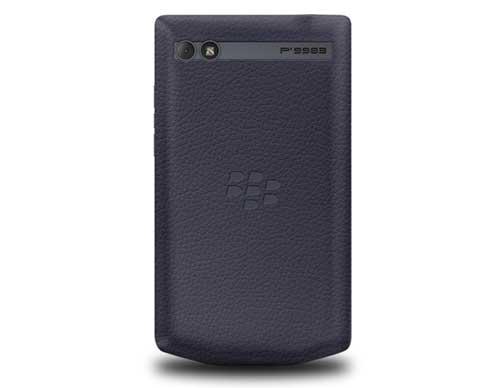 blackberry ra smartphone sieu sang porsche design p'9983 graphite - 6