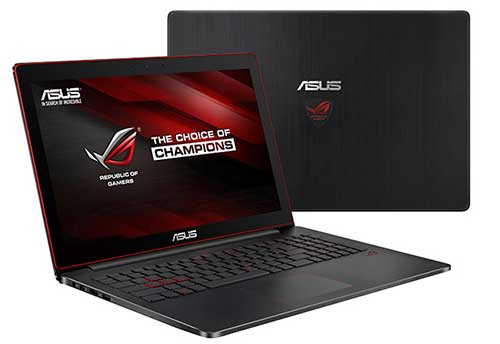 asus gioi thieu laptop choi game mong nhe rog g501 - 1