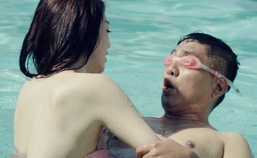"""khanh my mac bikini hai manh """"dot mat"""" duc thinh - 6"""