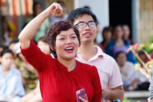thai thuy linh khoe bung bau ben long nhat - 12