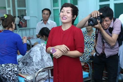 thai thuy linh khoe bung bau ben long nhat - 6