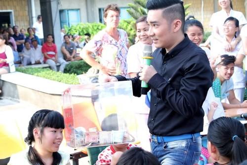 thai thuy linh khoe bung bau ben long nhat - 16