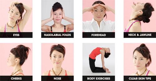tap yoga cho khuon mat de tre hon ca chuc tuoi - 4