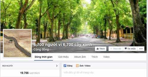 facebooker noi tieng noi gi ve viec chat cay o ha noi? - 4