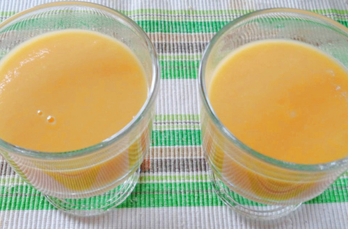 pudding xoai thom ngon, thanh mat - 6