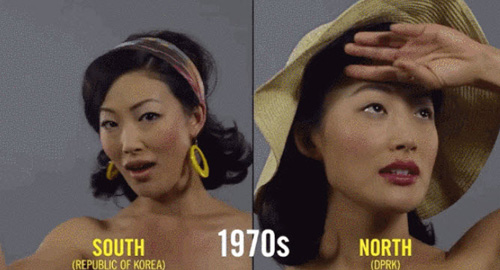 video: hanh trinh lot xac cua phu nu han 100 nam qua - 5