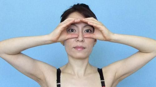 cac dong tac tre hoa bang yoga cho khuon mat (p1) - 2