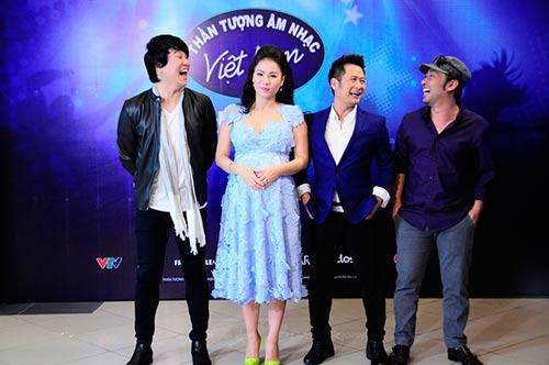thu minh im lang truoc tin ngung phat song vietnam idol - 1