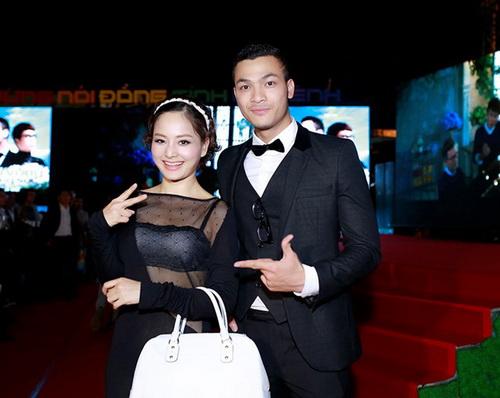 """lan phuong, cao thai son """"tang boc"""" phim dong tinh - 2"""