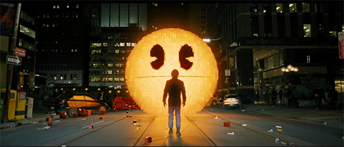 "trailer ""pixels"" pha ky luc the gioi ve luot xem - 4"