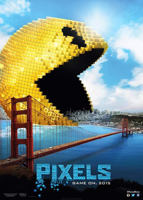 "trailer ""pixels"" pha ky luc the gioi ve luot xem - 1"