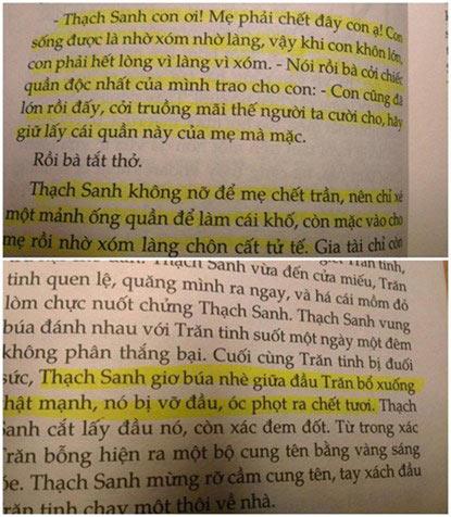 sach 'me con thach sanh coi truong': phan cam, bao luc - 2