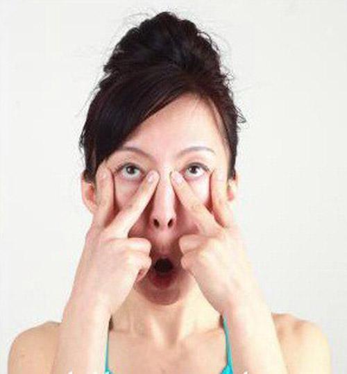 cac dong tac tre hoa bang yoga cho khuon mat (p2) - 3