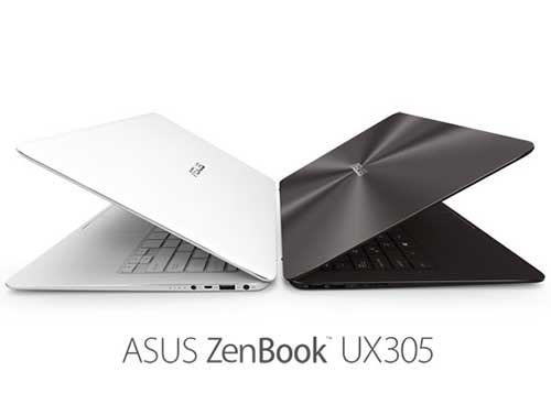 asus mang ultrabook 13,3inch mong nhat the gioi ve viet nam - 1