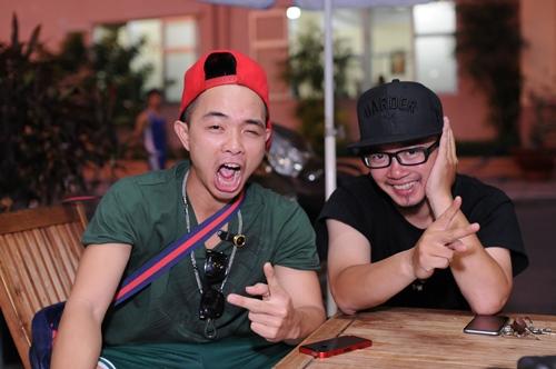 isaac mạo hiẻm hat hit cua bang kieu tại the remix - 12