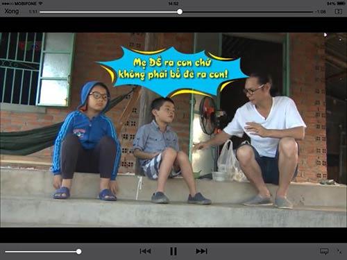 """hoang bach len facebook """"che"""" tran luc khong biet day con gioi tinh - 2"""