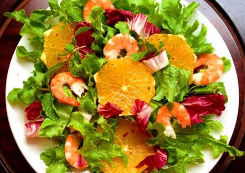4 mon salad chi lam mot luc la xong - 1