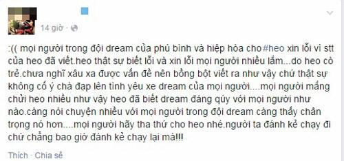 """9x nhan ban trai: """"di xe dream thi dung theo duoi em!"""" - 2"""