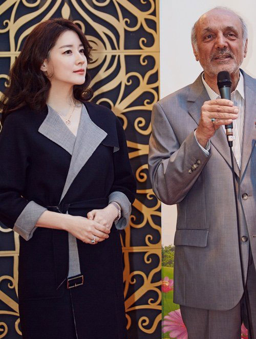 son tae young khoe bung phang ly sau sinh - 10