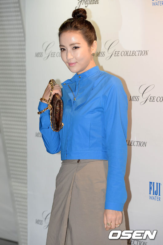 son tae young khoe bung phang ly sau sinh - 6