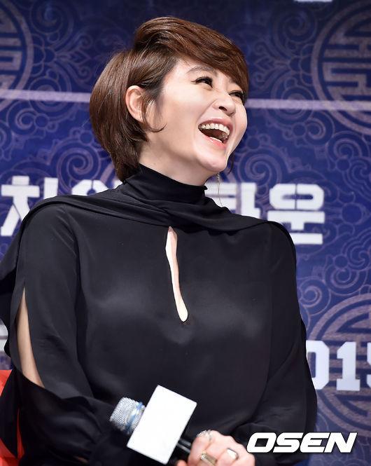 """nu hoang goi cam"" kim hye soo ngay cang phat tuong - 2"