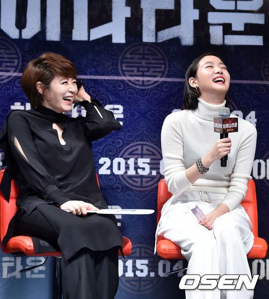 """nu hoang goi cam"" kim hye soo ngay cang phat tuong - 5"