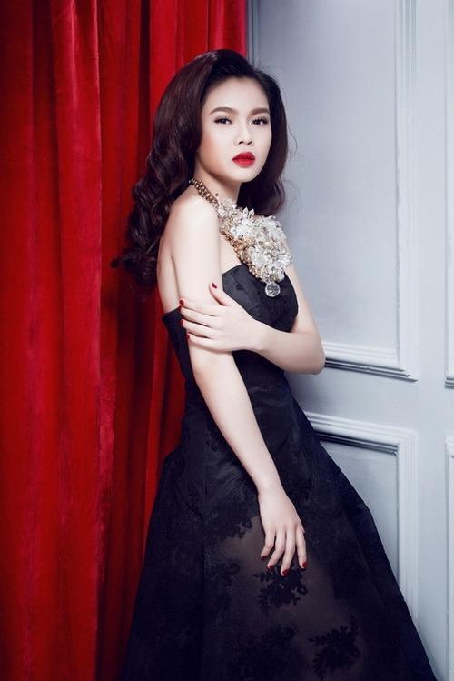 "giang hong ngoc: ""the remix khong hat nhep"" - 1"