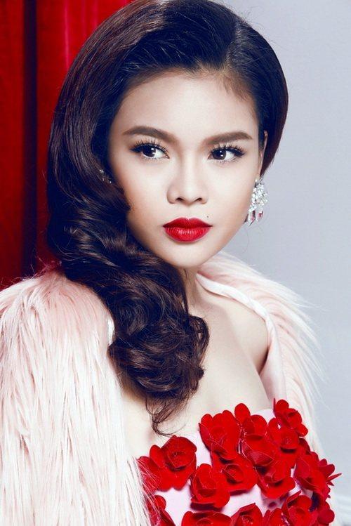 "giang hong ngoc: ""the remix khong hat nhep"" - 2"