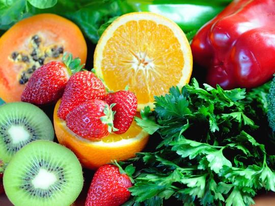 10 loai trai cay giau vitamin c hon cam - 1