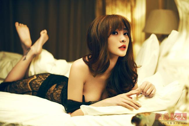 Hot girl Trung Quốc Liu Yan.