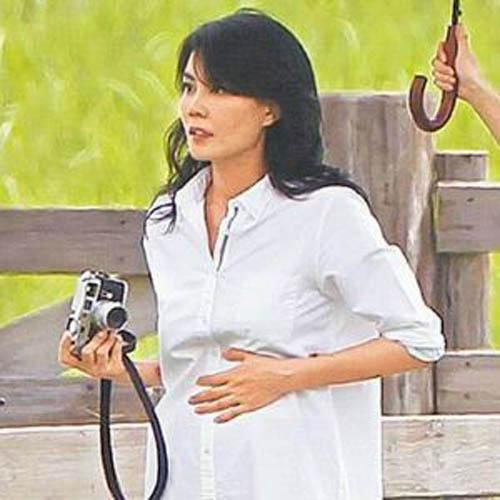 ro thong tin vuong phi da co bau 2 thang - 1