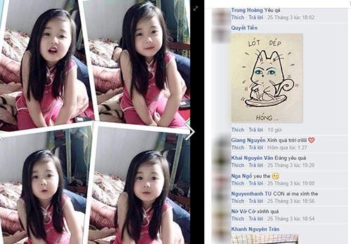 be gai thai nguyen xinh dep hut 13 nghin likes - 2