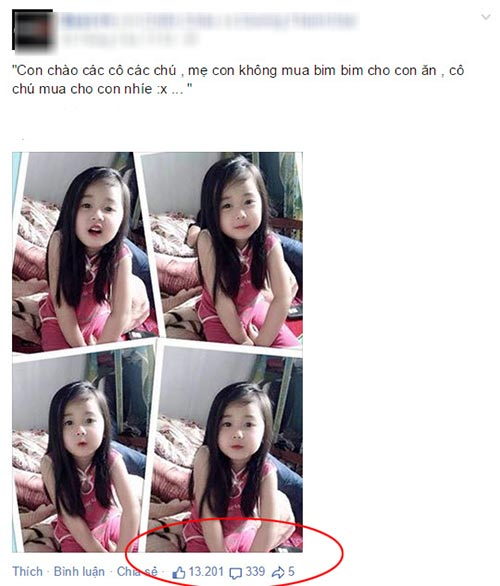 be gai thai nguyen xinh dep hut 13 nghin likes - 1