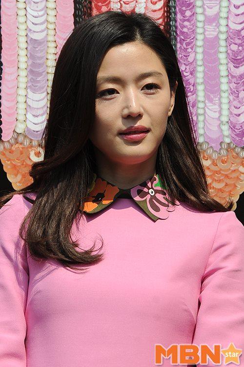 """my nu sang chanh"" jeon ji hyun lo dau goi ""cu lac"" - 1"
