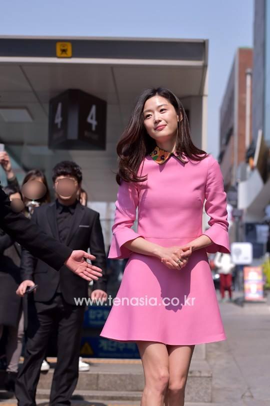 """my nu sang chanh"" jeon ji hyun lo dau goi ""cu lac"" - 4"