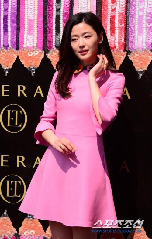 """my nu sang chanh"" jeon ji hyun lo dau goi ""cu lac"" - 3"