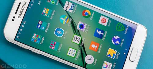 "galaxy s6 la smartphone co nhieu ung dung ""rac"" nhat? - 1"