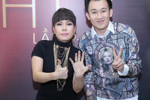 """le phuong dep man ma sau nghi an """"dao keo"""" - 17"""