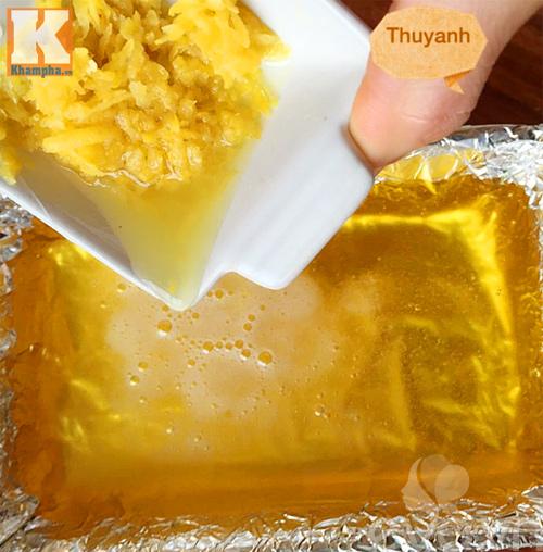 Kẹo gôm chanh mật ong thơm ngọt chua dịu-5