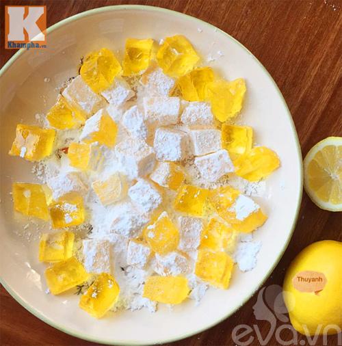 Kẹo gôm chanh mật ong thơm ngọt chua dịu-7