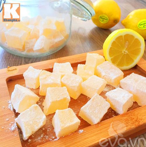 Kẹo gôm chanh mật ong thơm ngọt chua dịu-8