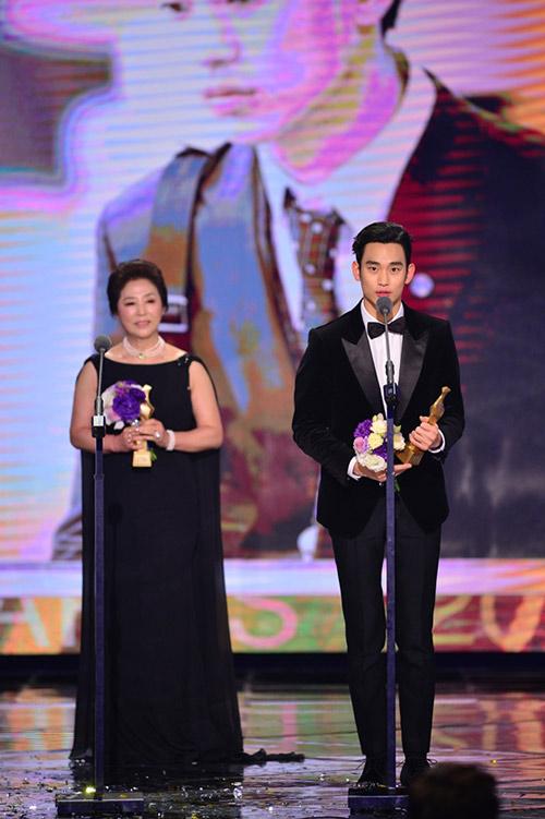 """kim soo hyun - cha tae hyun la cap """"nam-nam"""" dep nhat nam - 1"""
