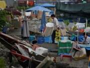 Tin trong nước - Chợ nổi mini giữa lòng Sài Gòn nhộn nhịp ngày cuối năm