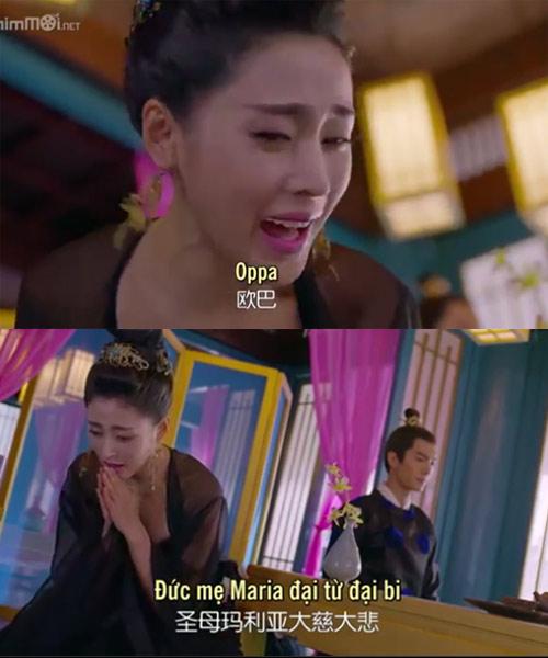 """""""nga ngua"""" vi loi thoai """"ba dao"""" cua thai tu phi thang chuc ky - 2"""